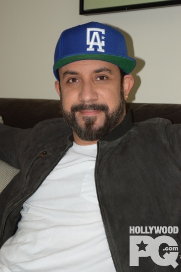 AJ McLean des Backstreet Boys presente Live Together et repond a VOS questions Entrevue exclusive HollywoodPQ