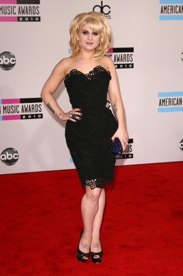American Music Awards 2010: le tapis rouge