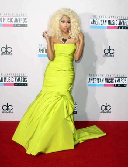 American Music Awards Le Tapis rouge