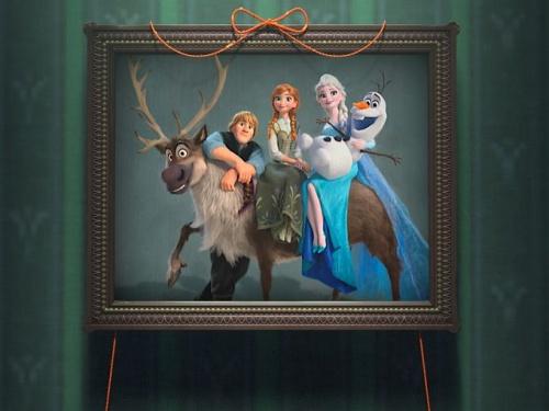 Anna Elsa et Olaf sont de retour dans le court metrage Frozen Fever