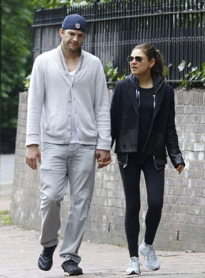 Ashton Kutcher et Mila Kunis poursuivent le Daily Mail