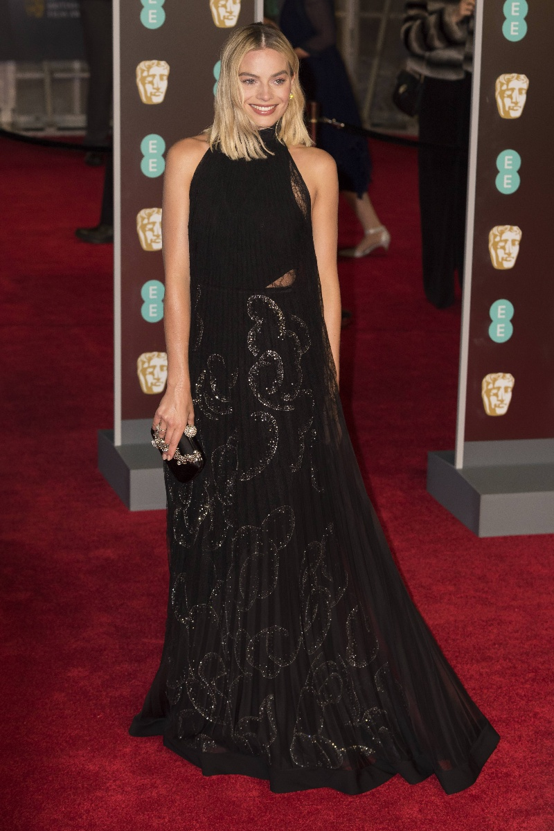 'ÄãMargot Robbie 'Äãattends EE British Academy Film Awards 2018 at the Royal Albert Hall - BAFTA Awards 2018 - London, UK (18/02/2018)Where: LondonWhen: 18 Feb 2018Credit: Ik Aldama/picture-alliance/Cover Images