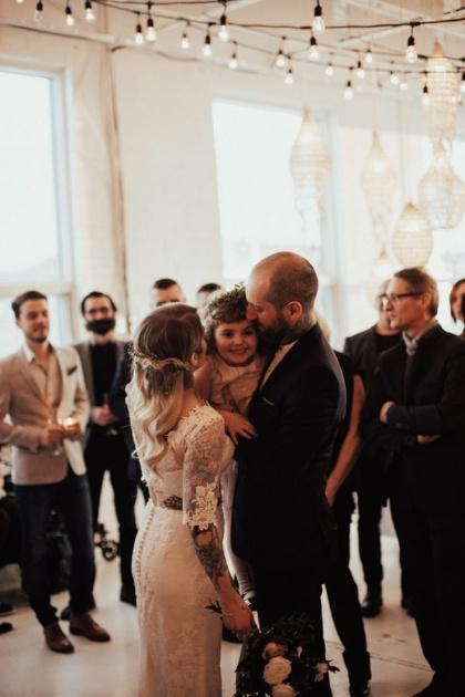 Le mariage magique de Coeur de Pirate et Alex Peyrat (PHOTOS)