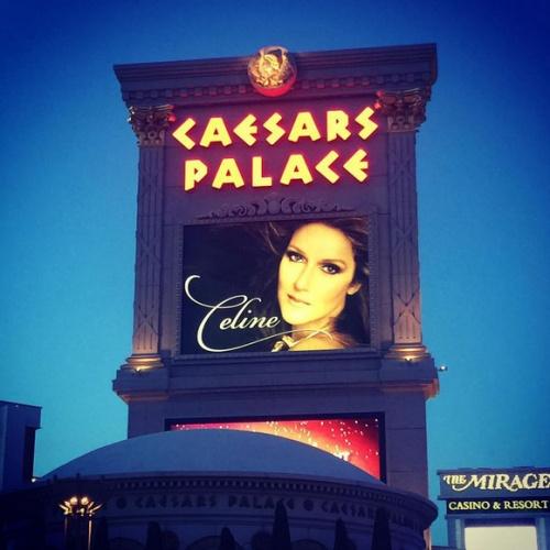 Benoit Gagnon rencontre Celine Dion a Las Vegas