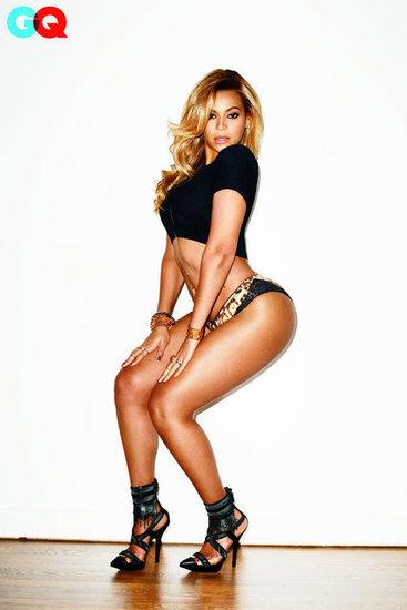 Beyonce GQ hot