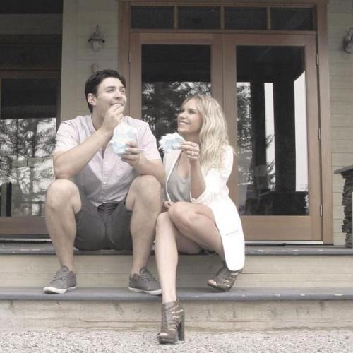 Carey Price et sa femme Angela Webber vont avoir un bebe