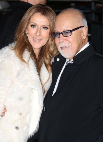 Celine Dion et Rene Angelil