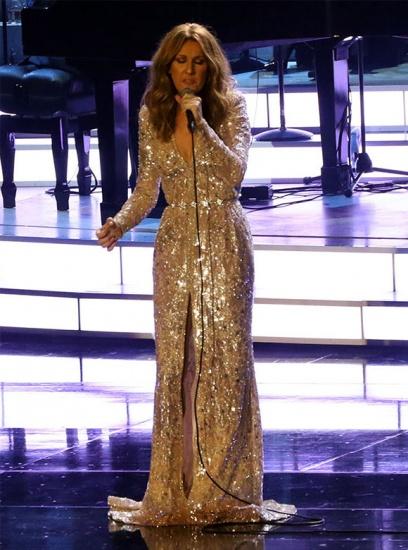 Celine Dion retour Las Vegas