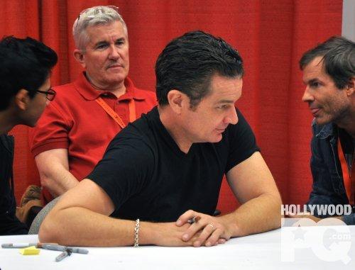 Comiccon de Montreal Nicholas Brendon et James Marsters12