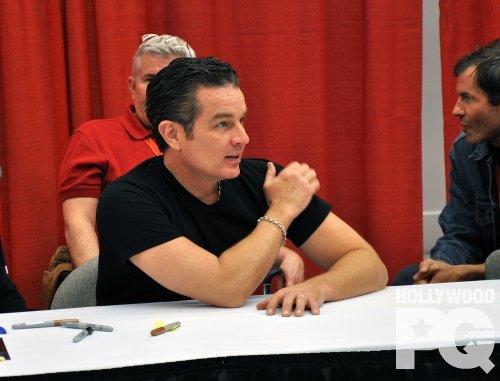 Comiccon de Montreal Nicholas Brendon et James Marsters