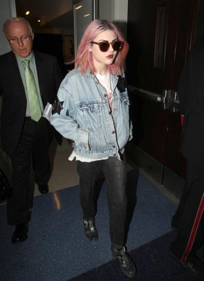 Courtney Love approuve l\'idee d\'une comedie musicale sur Kurt Cobain