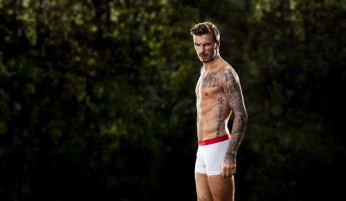 David Beckham est HOT dans le court metrage de Guy Ritchie pour HetM