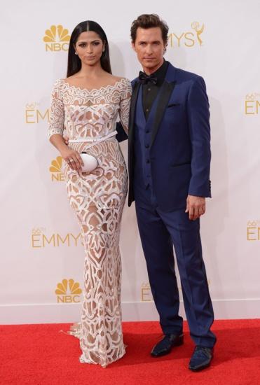 Emmy 2014 Les gagnants et le tapis rouge