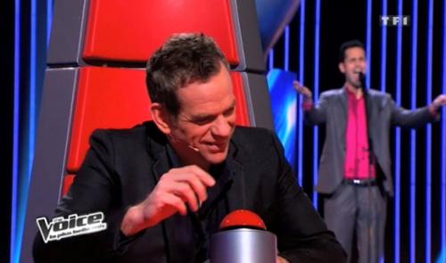 Garou reprend sa place dans la cinquieme saison de The Voice La plus belle voix