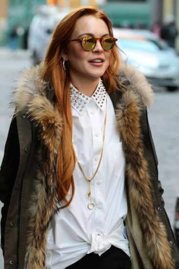 James Franco n\'a pas couche avec Lindsay Lohan
