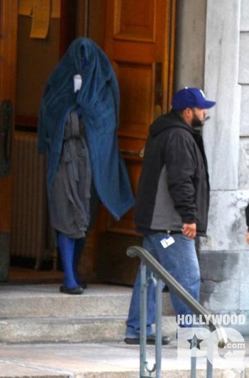 Jennifer Lawrence a Montreal