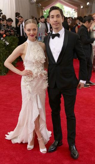 Justin Long et Amanda Seyfried filent le parfait amour