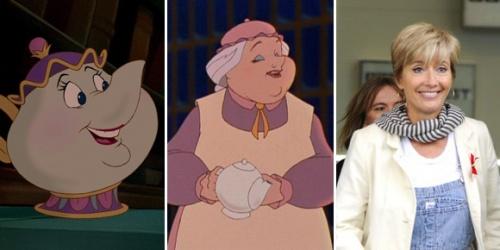 Kevin Kline et Emma Thomspon seront de la distribution du film Beauty and the Beast