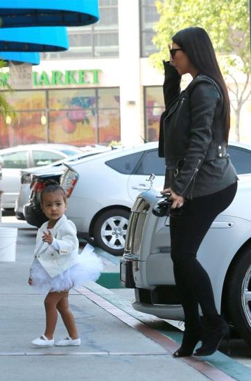 Kim Kardashian enceinte deuxieme bebe