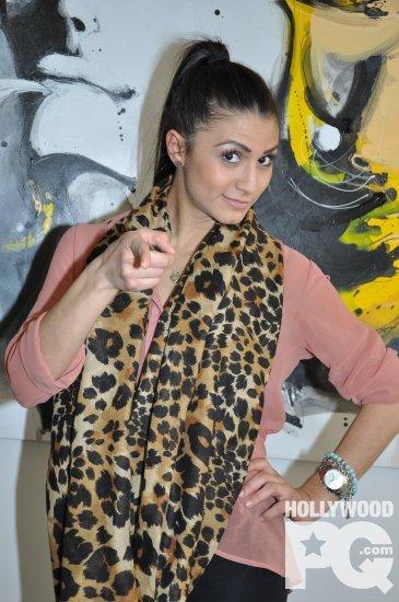 Kristina Maria - Entrevue Exclusive