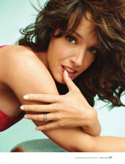 La beauté même Jennifer Beals pour le magazine More