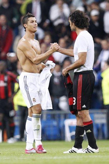 La galerie SEXY du jour: Cristiano Ronaldo shirtless