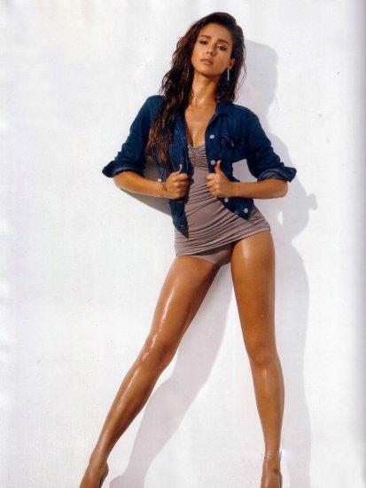 La galerie SEXY du jour: Jessica Alba pour le magazine GQ UK