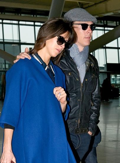 Le bebe de Benedict Cumberbatch et Sophie Hunter est ne