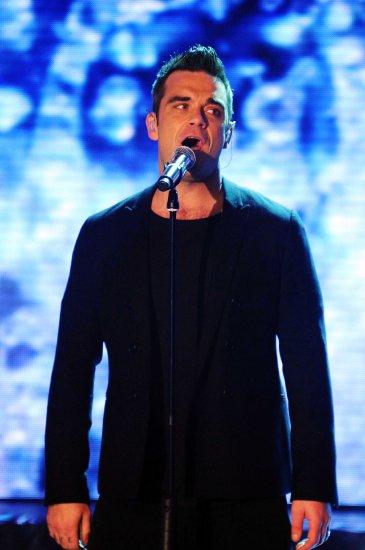 Le mec du jour: le chanteur Robbie Williams