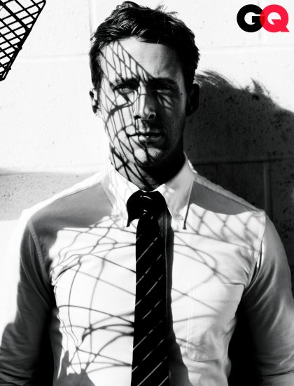 Le mec du jour: Ryan Gosling pour GQ