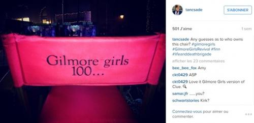 Le tournage de Gilmore Girls Seasons en photos