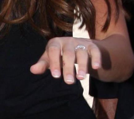 Lea Michele et Cory Monteith fiances