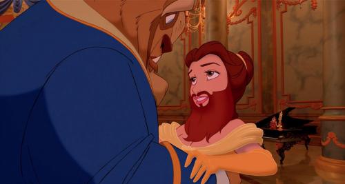 Les princesses de Disney se font pousser la moustache pour le Movember