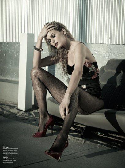 La galerie SEXY du jour: Marisa Miller pour le magazine 944