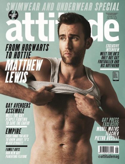 Matthew Lewis est ENCORE notre MEC du jour