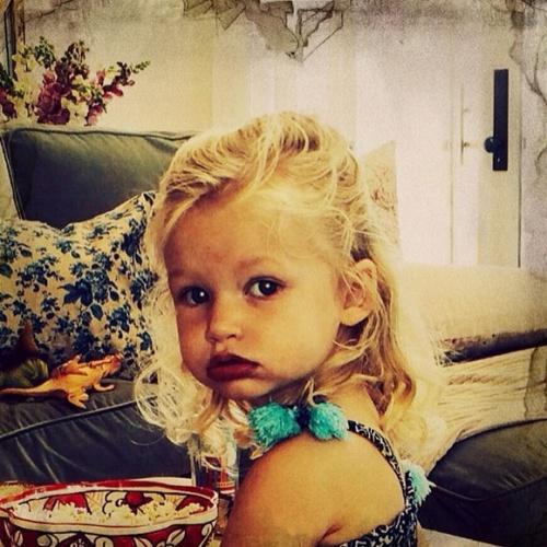 Maxwell fille de Jessica Simpson