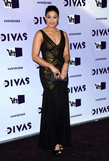 Miley Cyrus etait sexy sur le tapis rouge des VH1 Divas 2012