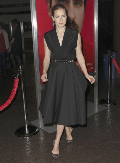 Olivia Wilde montre sa belle bedaine a la premiere de Her en Californie