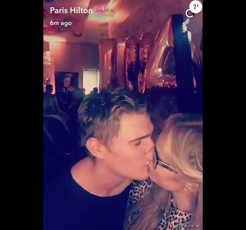 PHOTOS - Paris Hilton fête son 36e anniversaire avec un gros french