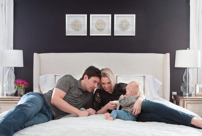 La chambre de Carey et Angela Price - Photo :  Marie-Lyne Quirion