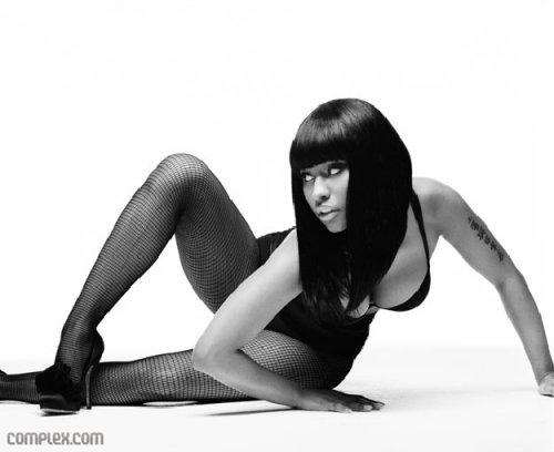Photoshoot: Nicki Minaj pour Complex