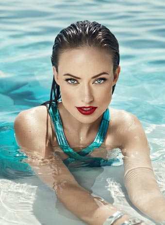 Photoshoot: Olivia Wilde pour le Vanity Fair