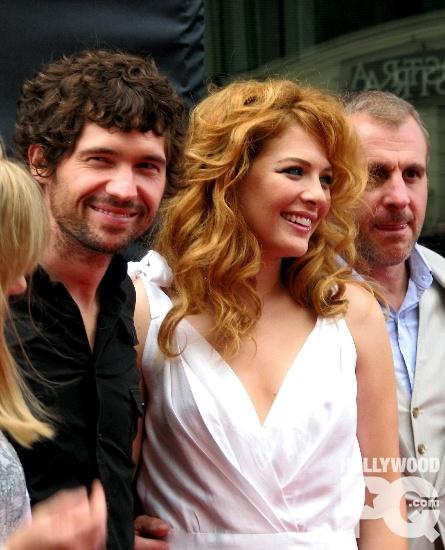 Premiere du film Omerta 2012 – Le tapis rouge