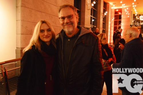 Roy Dupuis a la premiere du film Ceci n est pas un polar