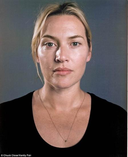 Scarlett Johansson et Kate Winslet au naturel pour Vanity Fair