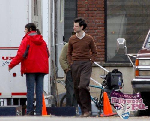 SPOTTED: les acteurs du film On the Road