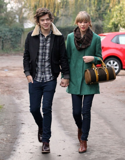 Taylor Swift s est fait swifter par Harry Styles