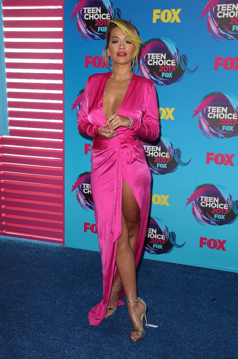 Teen Choice Awards 2017Featuring: Rita OraWhere: Los Angeles, California, United StatesWhen: 14 Aug 2017Credit: FayesVision/WENN.com