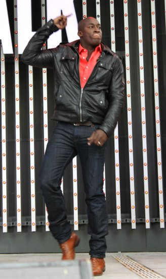 The Voice Jermaine Paul grand gagnant