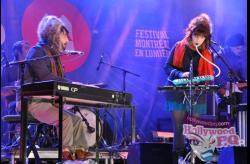 Tricot machine au Festival Montreal en Lumiere